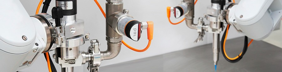 dispensing systems from ViscoTec - all from one source