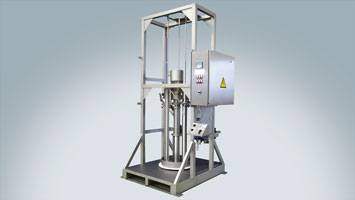 Hygienic Emptying System ViscoMT-XL