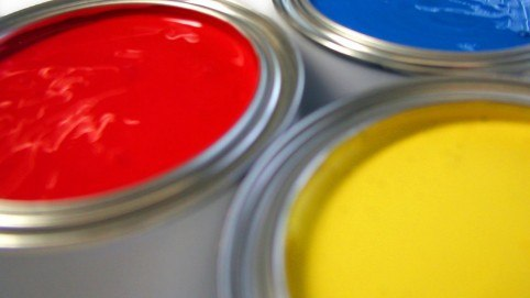 ViscoTec liquid paints - dosing of plastics paints colors
